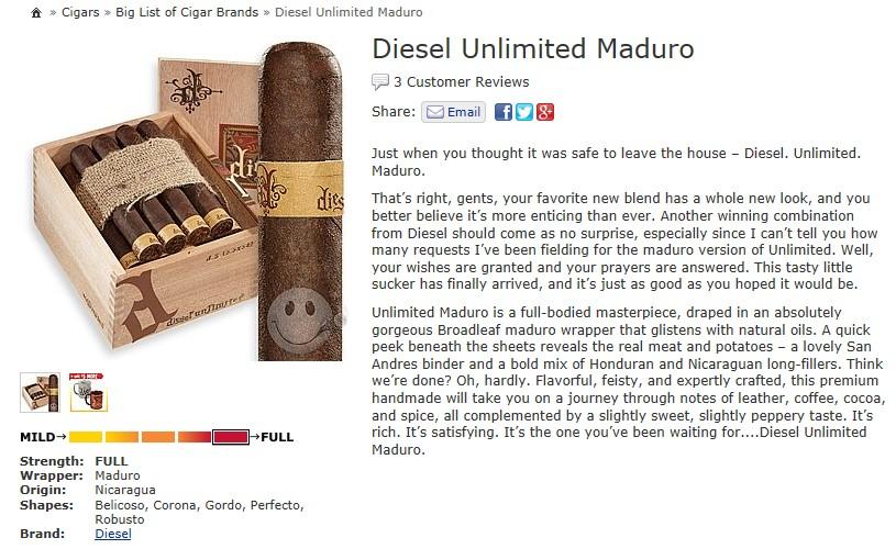 Diesel Unlimited Maduro